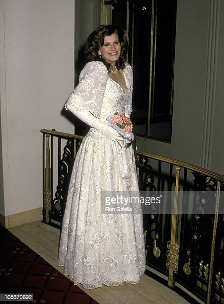 Catherine Robb during The 33rd Annual International Debutante Ball at Waldorf Astoria in New York City New York United States