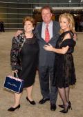 Catherine Saxton President of The Saxton Group Rick Hilton and Kathy Hilton