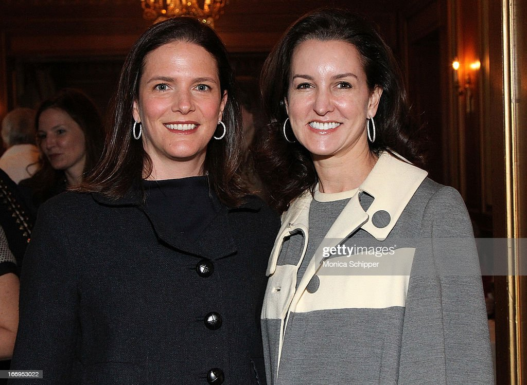 Catherine Sheppard and Alexia Ham Ryan attend The New York Society For The Prevention Of Cruelty To Children's 2013 Spring Luncheon at The Pierre Hotel on April 18, 2013 in New York City.