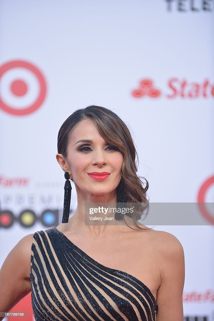 <a gi-track='captionPersonalityLinkClicked' href=/galleries/search?phrase=Catherine+Siachoque&family=editorial&specificpeople=889171 ng-click='$event.stopPropagation()'>Catherine Siachoque</a> arrives at Billboard Latin Music Awards 2013 at Bank United Center on April 25, 2013 in Miami, Florida.