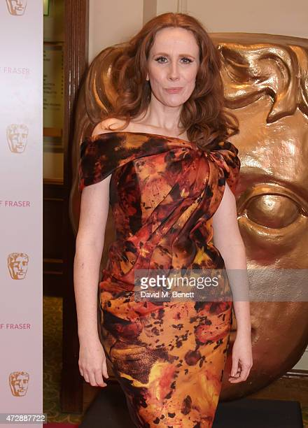 Catherine Tate attends the After Party dinner for the House of Fraser British Academy Television Awards at The Grosvenor House Hotel on May 10 2015...