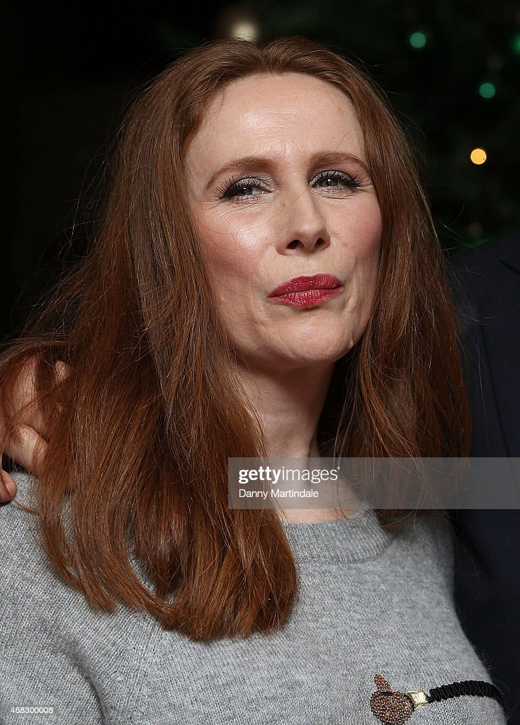 Catherine Tate attends the UK Premiere of 'Nativity 3: Dude Where's My Donkey?' at Vue West End on November 2, 2014 in London, England.