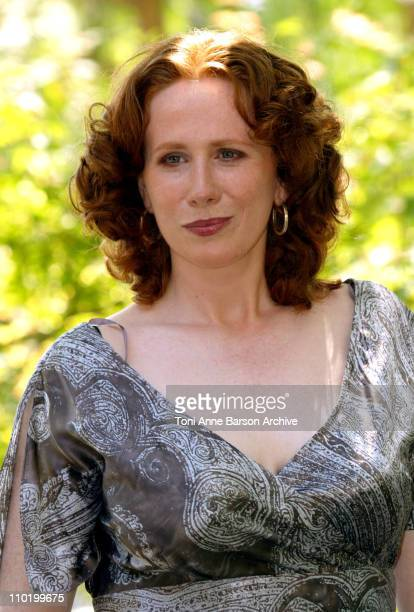 Catherine Tate during 44th Monte Carlo Television Festival 'Catherine Tate Show' Photocall at Japonese Gardens in Monte Carlo Monaco