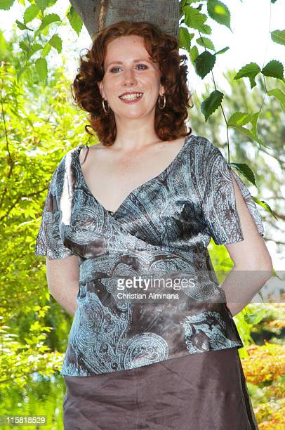 Catherine Tate during 44th Monte Carlo Television Festival Catherine Tate Photocall in Monte Carlos Monaco