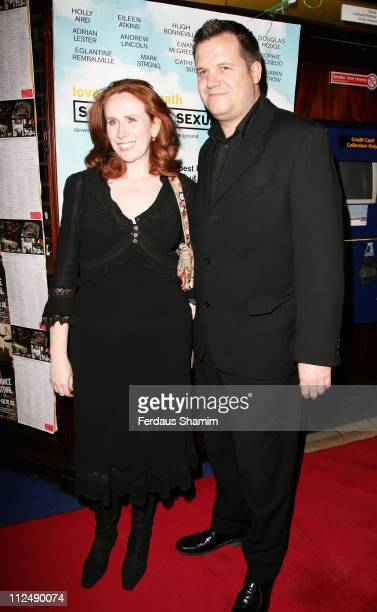 Catherine Tate during 'Scenes of a Sexual Nature' UK Film Premiere at Cineworld in London Great Britain