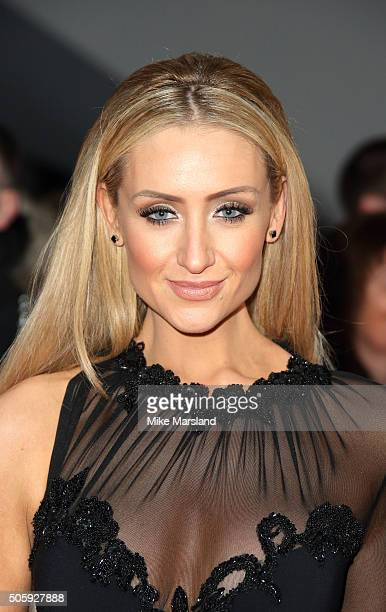 Catherine Tyldesley attends the 21st National Television Awards at The O2 Arena on January 20 2016 in London England