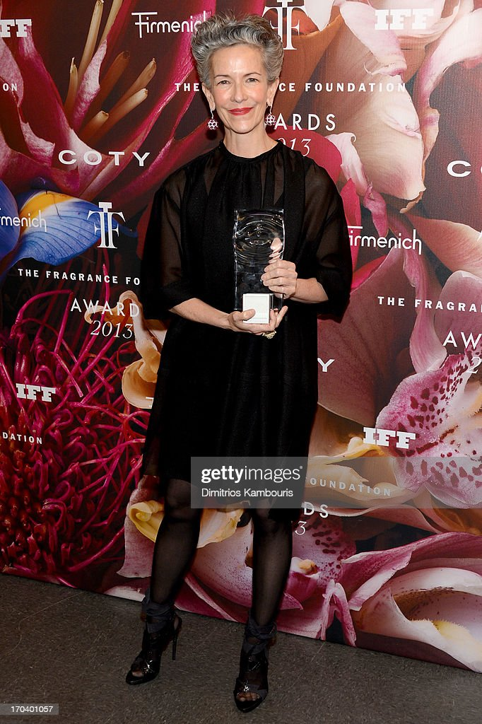 Catherine Walsh attends the 2013 Fragrance Foundation Awards at Alice Tully Hall at Lincoln Center on June 12, 2013 in New York City.