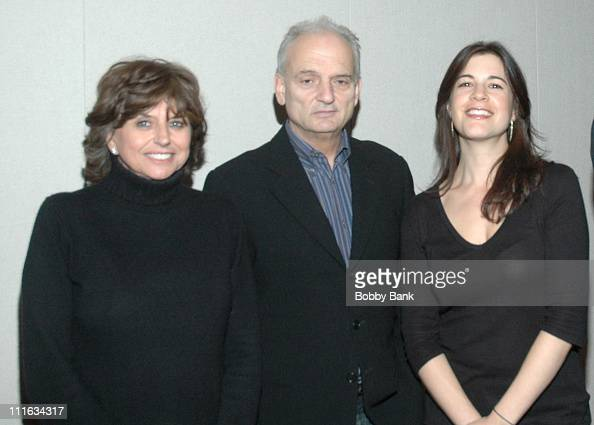 Catherine Williams David Chase and Rebecca Weinberg