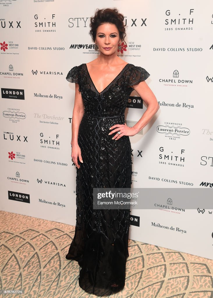 Walpole British Luxury Awards 2017 - Red Carpet Arrivals