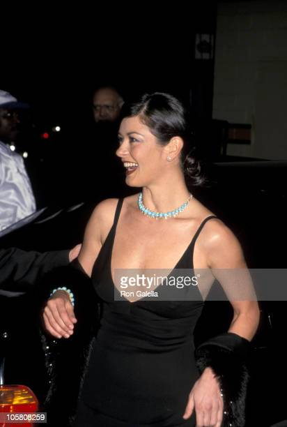 Catherine Zeta Jones during AMFAR 2nd Annual Seasons of Hope Awards at Pier 60 at Chelsea Piers in New York City New York United States