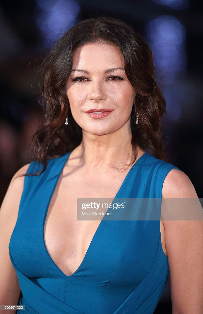 Catherine Zeta Jones Getty Images