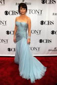 Catherine ZetaJones attends the 64th Annual Tony Awards at Radio City Music Hall on June 13 2010 in New York City