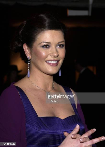 Catherine ZetaJones during Ninth Annual Screen Actors Guild Awards Backstage and Audience at The Shrine Auditorium in Los Angeles California United...
