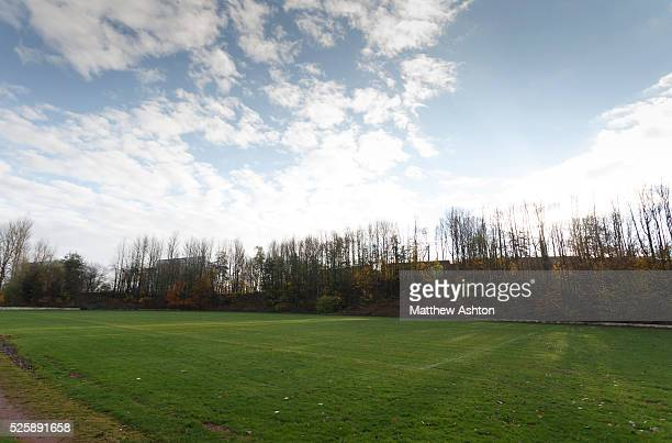 Cathkin Park in Glasgow Scotland The park contains the site of the second Hampden Park previously home to the football clubs Queen's Park and Third...
