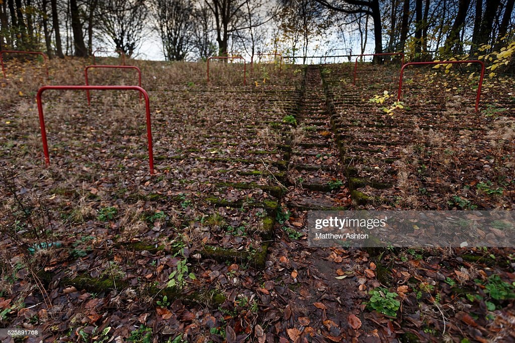 Cathkin Park in Glasgow, Scotland. The park contains the site of the second Hampden Park, previously home to the football clubs Queen's Park (from 1884–1903) and Third Lanark (from 1903–1967). After Third Lanark folded in 1967, the stadium fell into disrepair and most of the fabric was gradually removed. The remains of the terraces from 3 sides of the ground can be seen in the park. However, a reformed Third Lanark team, which plays in the Greater Glasgow Amateur League, currently plays in the park, as do Hampden AFCCathkin Park in Glasgow, Scotland. The park was previously home to the football clubs Queen's Park (from 1884–1903) and Third Lanark (from 1903–1967). The remains of the terraces from 3 sides of the ground can be seen in the park. A reformed Third Lanark team, which plays in the Greater Glasgow Amateur League, currently plays in the park, as do Hampde