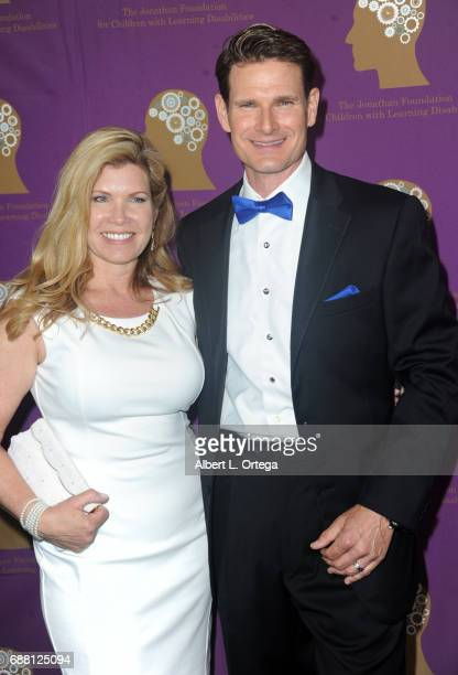 Cathy Cimoch and Thomas Leffler arrive for The Jonathan Foundation Presents The 2017 Spring Fundraising Event To Benefit Children With Learning...