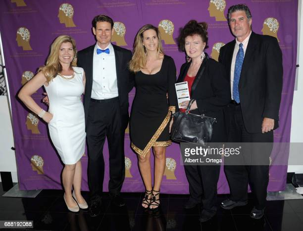 Cathy Cimoch Thomas Leffler and guests at The Jonathan Foundation Presents The 2017 Spring Fundraising Event To Benefit Children With Learning...