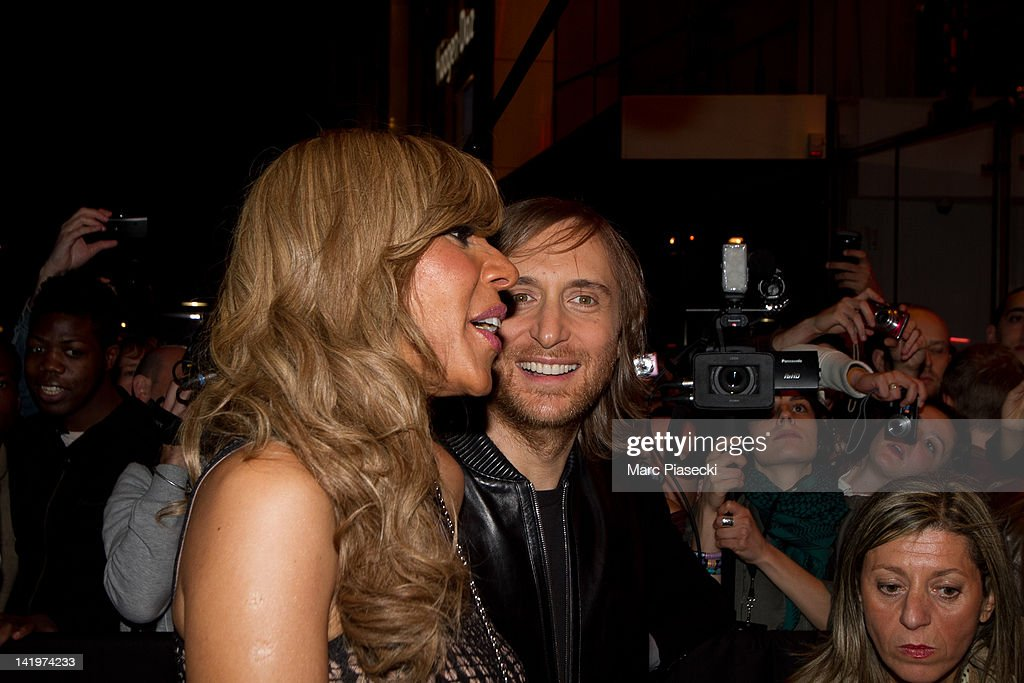 Renault Twizy Launch by David & Cathy Guetta - Red Carpet Arrivals