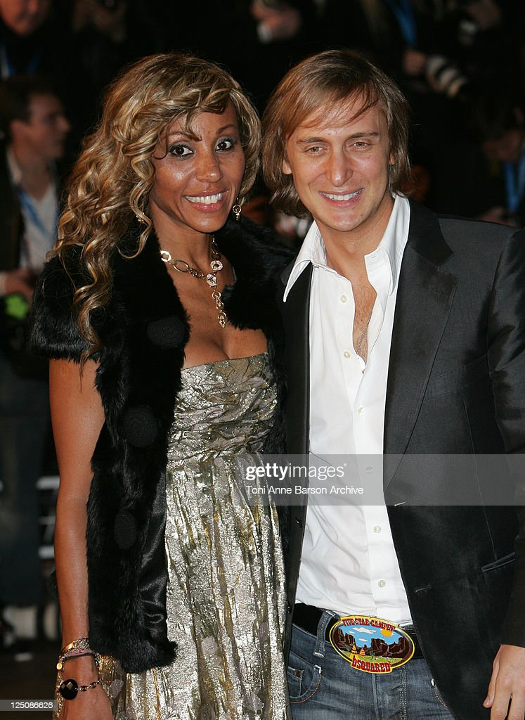 Cathy Guetta and David Guetta