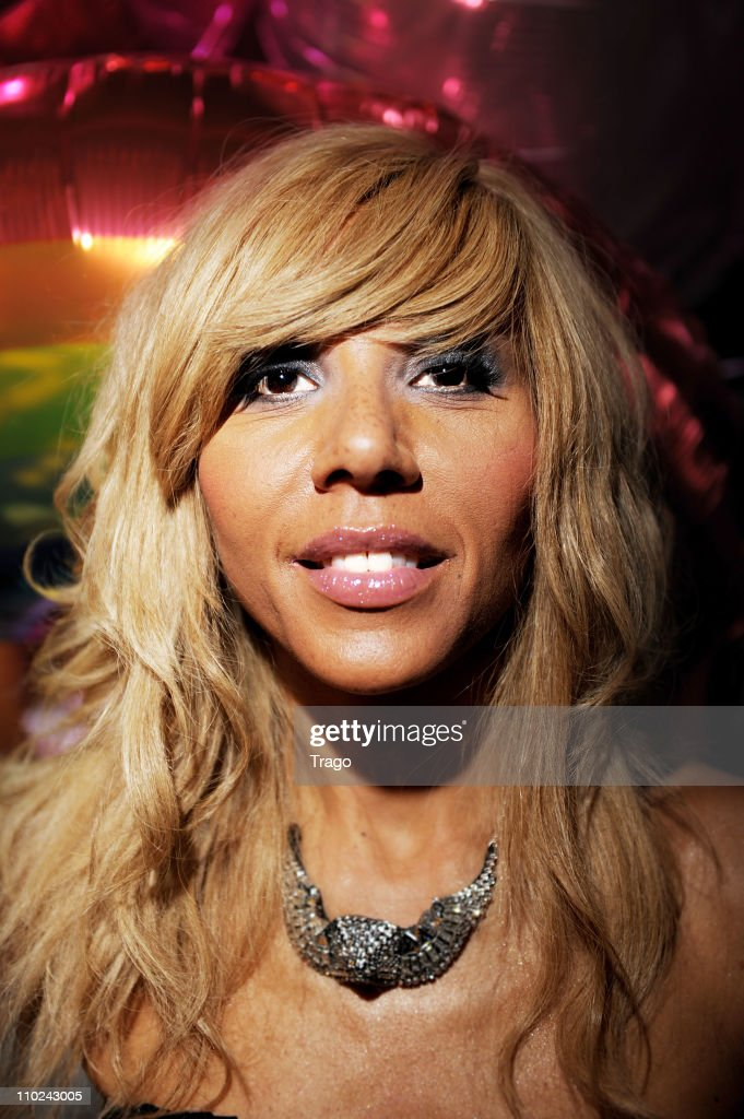 Cathy Guetta attends 'Tweety' New Collection Launch by Cathy Guetta at L'Arc on March 16 2011 in Paris France