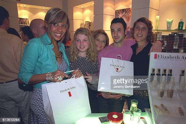Cathy Guetta Sophie Guillemin Julie Snyder Jerome Dreyfuss and Isabel Marant