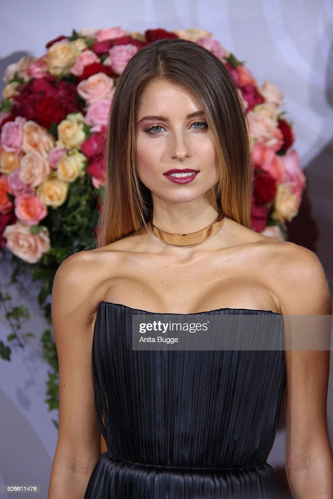 <a gi-track='captionPersonalityLinkClicked' href=/galleries/search?phrase=Cathy+Hummels&family=editorial&specificpeople=8685062 ng-click='$event.stopPropagation()'>Cathy Hummels</a> attends the charity event 'Rosenball' at Hotel Intercontinental on April 30, 2016 in Berlin, Germany.
