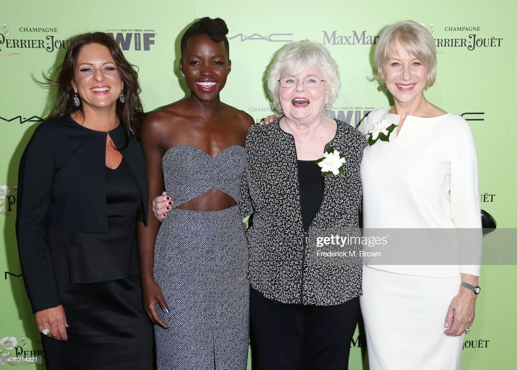 Women In Film Pre-Oscar Cocktail Party Presented By Perrier-Jouet, MAC & MaxMara - Arrivals