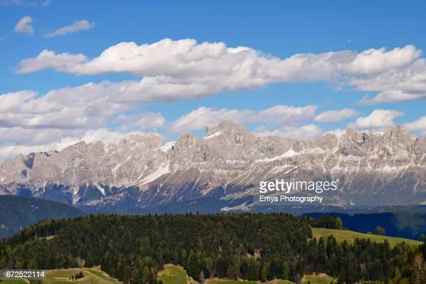 Catinaccio - Rosengarten mountain