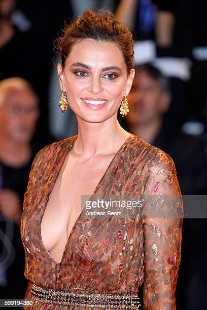 Catrinel Marlon attends the Kineo Diamanti Award Ceremony during the 73rd Venice Film Festival on September 4 2016 in Venice Italy