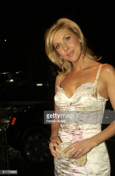 Catriona Rowntree at a gala dinner event to celebrate the 70th Anniversary of Australian magazine icon 'The Australian Women's Weekly' An array of...