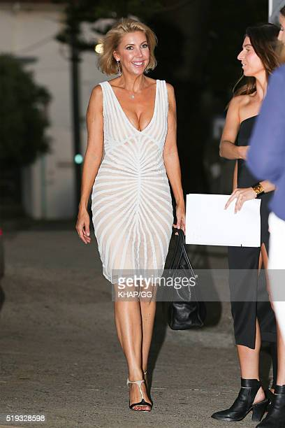 Catriona Rowntree attends the 2016 Audi Hamilton Island Race Week Launch at Vaucluse Yacht Club on April 6 2016 in Sydney Australia