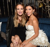 Catt Sadler and Adrianna Costa attend Club Tacori 2013 at Greystone Manor Supperclub on October 8 2013 in West Hollywood California