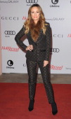 Catt Sadler arrives at The Hollywood Reporter's 22nd Annual Women In Entertainment Breakfast 2013 at Beverly Hills Hotel on December 11 2013 in...