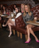 Catt Sadler attends brunch at The Grove on March 15 2014 in Los Angeles California