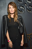 Catt Sadler attends The Art of Elysium's 6th Annual GENESIS at The Theatre at Ace Hotel Downtown LA on September 5 2014 in Los Angeles California