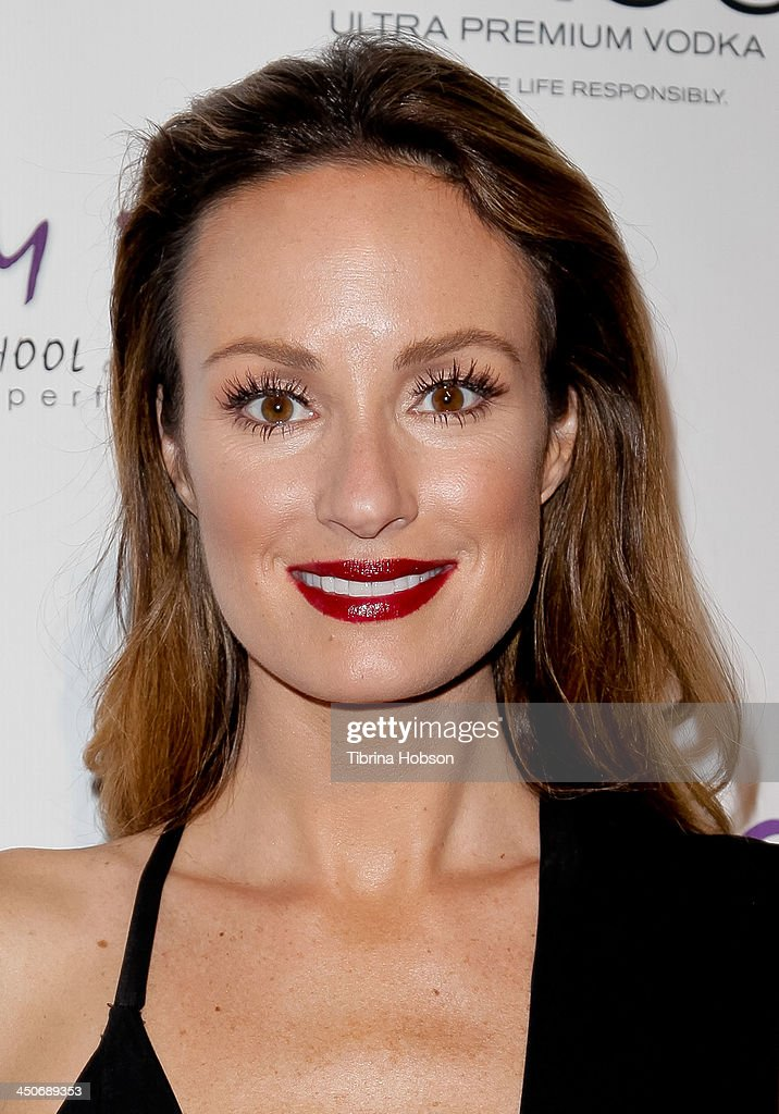 <a gi-track='captionPersonalityLinkClicked' href=/galleries/search?phrase=Catt+Sadler&family=editorial&specificpeople=754401 ng-click='$event.stopPropagation()'>Catt Sadler</a> attends the 'Bags To Benefit' charity evening for CHAMPS High School of the Arts at Tru Hollywood on November 19, 2013 in Hollywood, California.