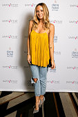 Catt Sadler attends the Simply Stylist Chicago Fashion Beauty Conference 2016 At The Dana Hotel Spa at Dana Hotel Spa on July 16 2016 in Chicago...