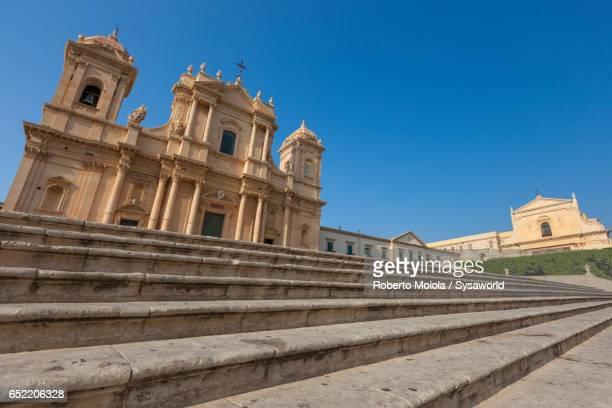 Cattedrale di San Nicolò di Mira Noto Sicily