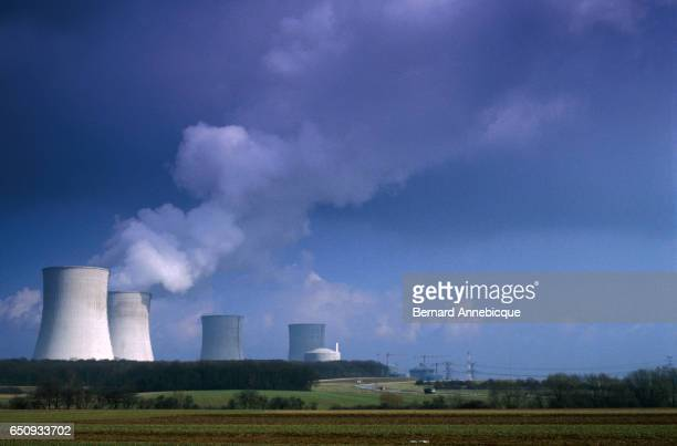 Cattenom's Nuclear Plant