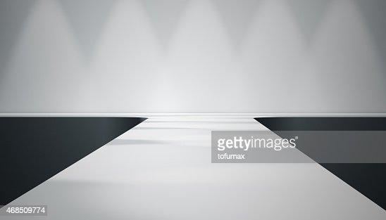 catwalk stage : Stock Photo