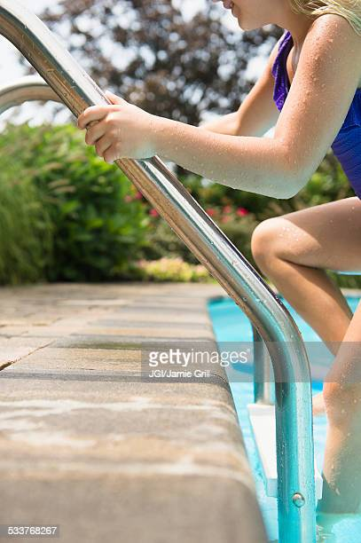 Child Climbing Stairs Stock Photos And Pictures Getty Images