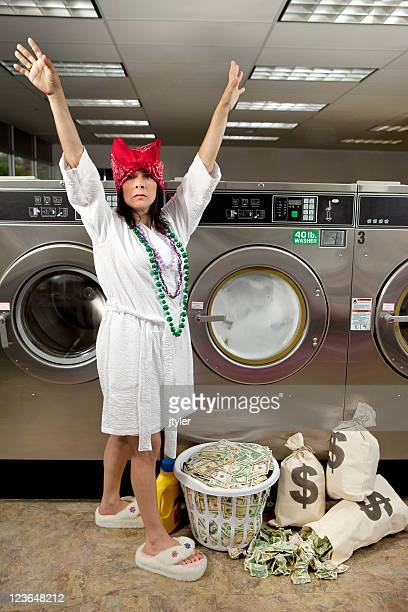 Caught Laundering Money