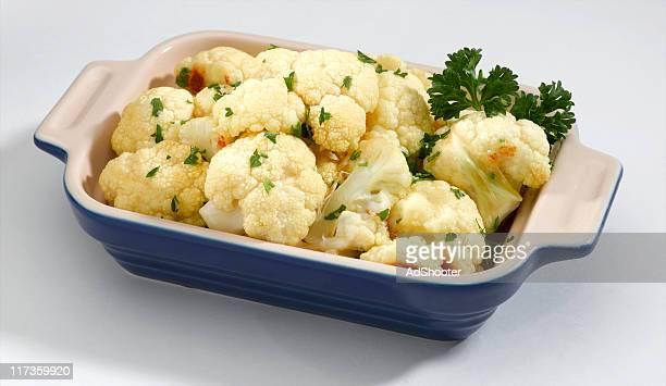 Cauliflower 'roasted'