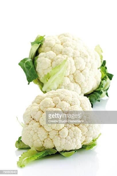 'Cauliflowers, close-up'