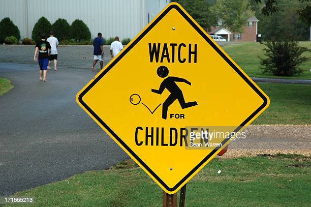 Caution - Children