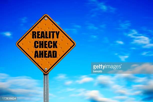 Attenzione realtà avanti