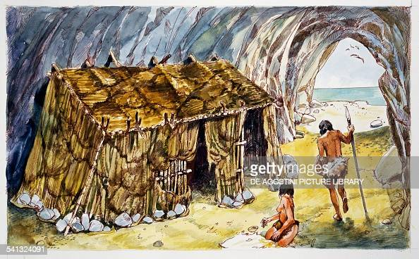 Stone Age Man Stock Photos and Pictures | Getty Images