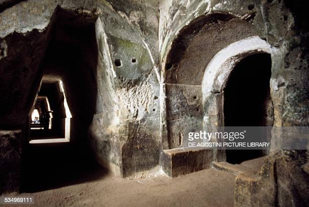 Cave of the Cumean Sybil Campi Flegrei Campania Italy