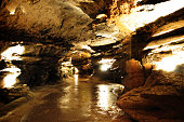Caves in Wales UK