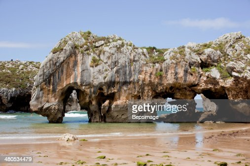 Cuevas del Mar : Stock Photo